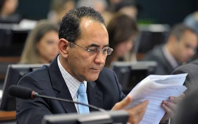Deputado João Paulo Cunha (PT-SP), condenado no julgamento do mensalão