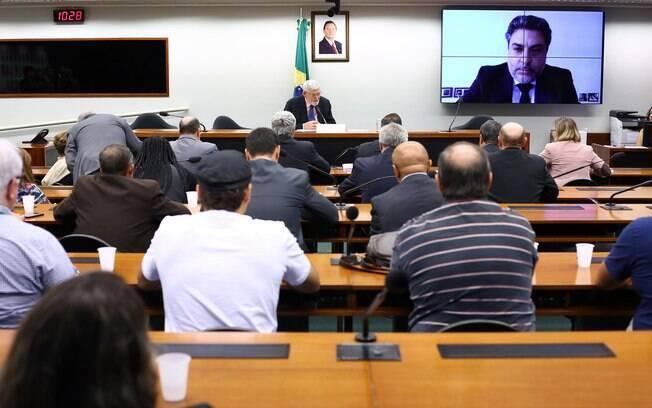 Tacla Durán, ex-advogado da Odebrecht, foi ouvido na Câmara dos Deputados