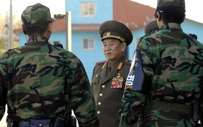 General Kim Yong-chol vai liderar a comitiva da Coreia do Norte no encerramento dos Jogos