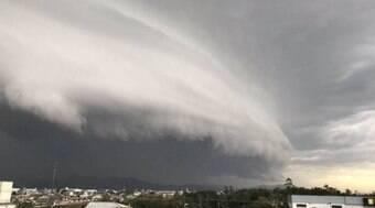 Sul deverá ser mais afetado por ciclone que atingirá o litoral do país
