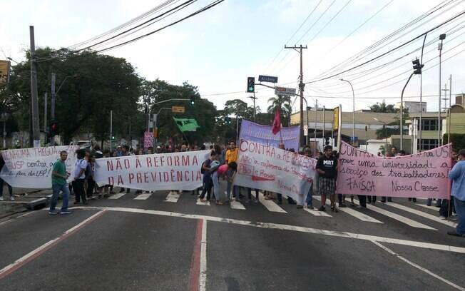 Dia Nacional de Paralisação Geral tem manifestações marcadas em diversas cidades do País