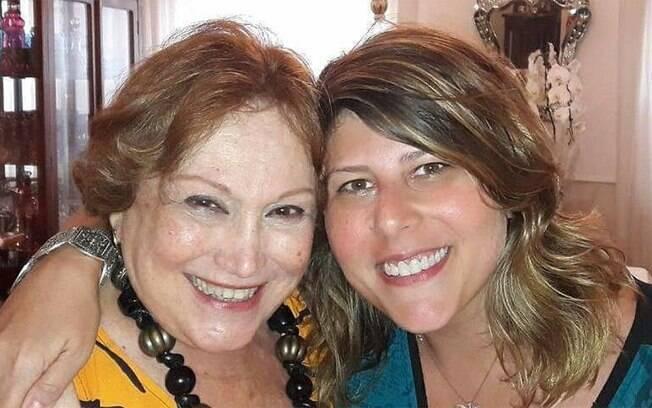 Vanessa Goulart homenageia a avó Nicette Bruno no dia em que ela completaria 88 anos