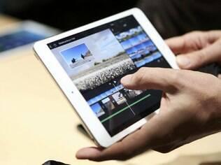 Novo iPad mini tem tela do padrão Retina