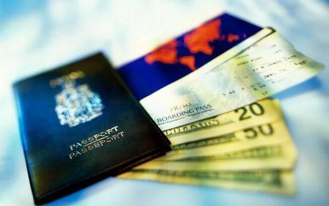 3,2 milhões de viagens internacionais. Foto: Getty Images