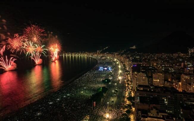 Feriados prolongados: se o planejamento for bem feito, a viagem para o Ano Novo no Rio é um roteiro imperdível