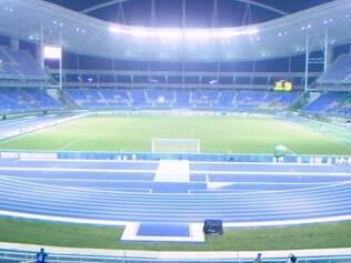 Estádio estará livre para receber seleções que participarão da Copa das Confederações