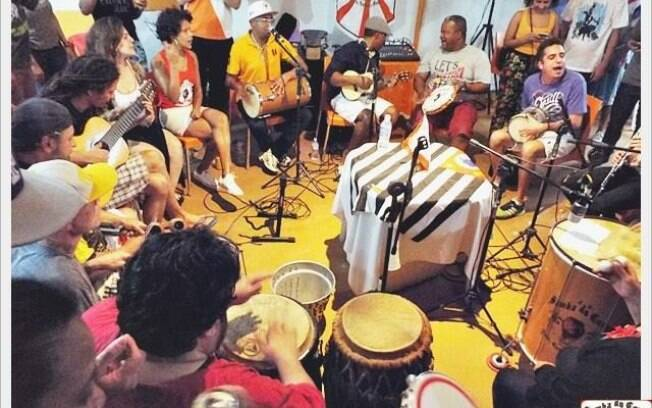 Samba do Congo incentiva a cultura do samba paulista