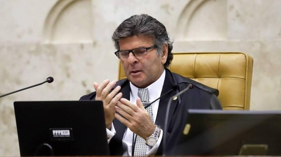 Fux disse que não há problemas de proposta ter sido elaborada pelo Congresso Nacional