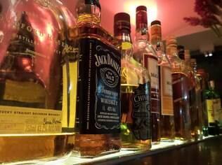 Doses de bebida que o homem de 56 anos ingeriu continha cerca de 40 ml de álcool