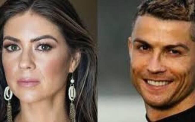 Cristiano Ronaldo e acusadora