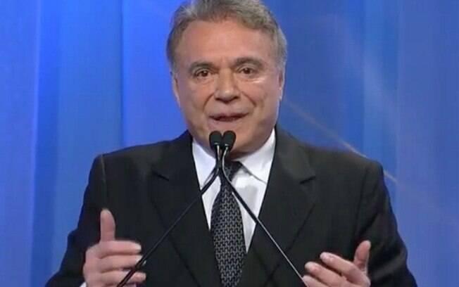 Alvaro Dias atacou o ex-presidente Lula durante o debate