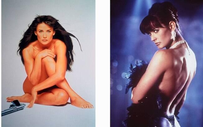 Musas dos anos 90: Demi Moore