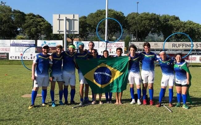 Brasil ficou em 27º no Mundial de quadribol