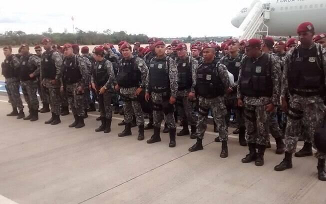 Força Nacional no Pará