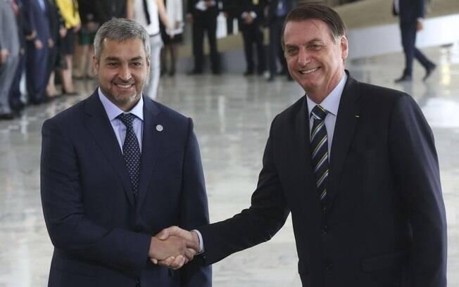 Paraguai cancela acordo com Brasil que provocou ameaça de impeachment de Abdo