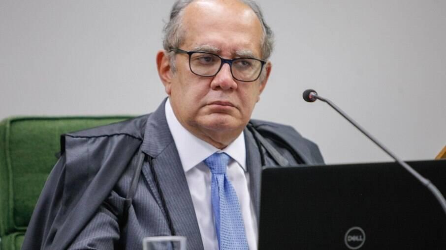 Ministro Gilmar Mendes, do Supremo Tribunal Federal (STF)
