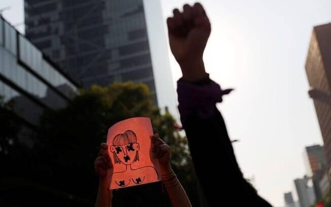 Levantamento foi feito de forma online mostra resultado de pesquisa sobre violência sexual no Brasil