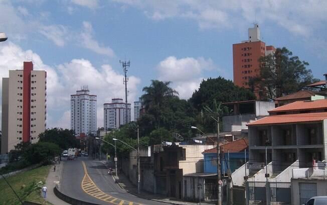 Vila Carmosina, na zona leste de São Paulo.