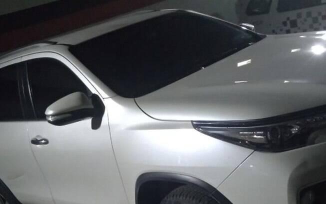 Homem é preso no Campos Elíseos com carro de luxo roubado