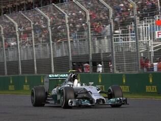 Nico Rosberg foi o grande vencedor do GP da Austrália, o primeiro da temporada