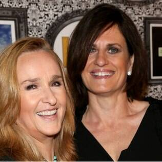 Melissa Etheridge e Linda Wallem