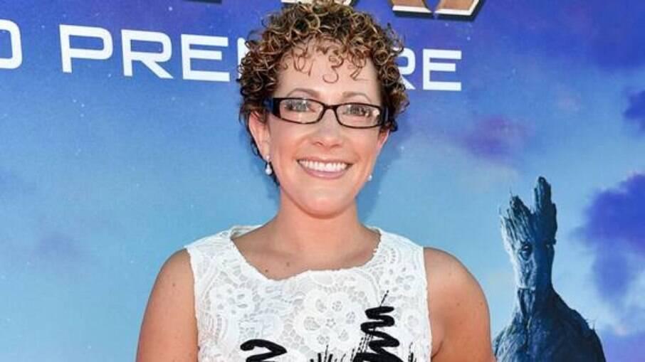 Nicole Perlman co-escreveu