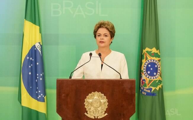 Dilma Rousseff partiu para o ataque depois que o presidente da Câmara decidiu pela guerra declarada