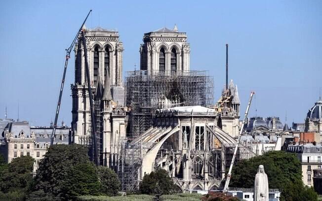 A destruição do local, famoso em livros e filmes, causou comoção internacional
