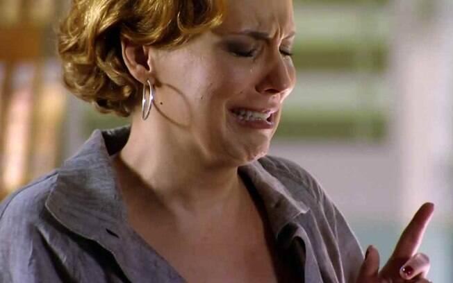 """A Vida da Gente Final – Eva toma ataque raivoso de Ana após detonar Manu e desaba: """"Não vou mais ser sua filha"""""""