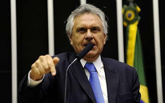 O senador Ronaldo Caiado (GO) é um dos indicados do DEM para compor a comissão do impeachment no Senado. Foto: Gabriela Korossy / Câmara dos Deputados