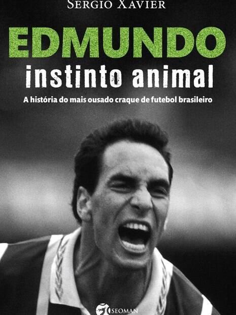 Capa do livro de Edmundo