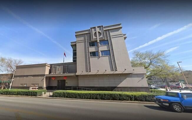 fachada de prédio