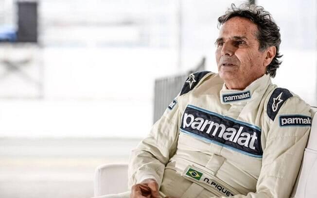 Nelson Piquet causa polêmica e dispara contra Ayrton Senna: 'Sempre foi sujo'
