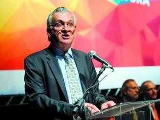 Relações culturais. Em seu primeiro discurso, Juca Ferreira defendeu mais investimentos no setor