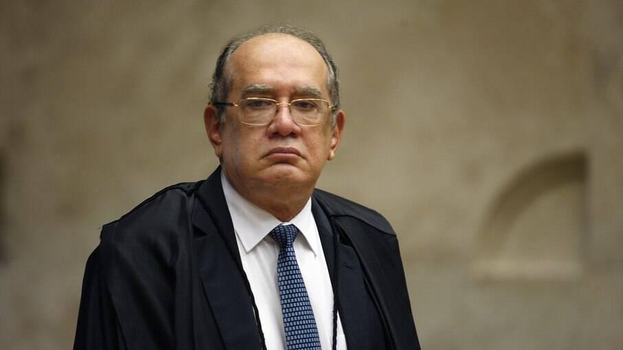 Gilmar Mendes pediu a palavra para confrontar argumentos dados pelo ministro Nunes Marques, que votou contra a suspeição de Moro