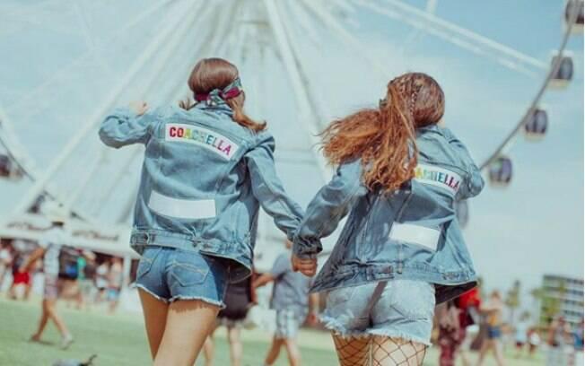 Dos festivais de música da lista, o Coachella é o maior e mais conhecido, recebendo dezenas de milhares de visitantes