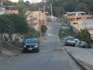 Jovem foi morto na rua Antônio Dias, no bairro Industrial São Luiz