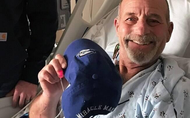 Homem que teve morte cerebral confirmada pelos médicos se recuperou