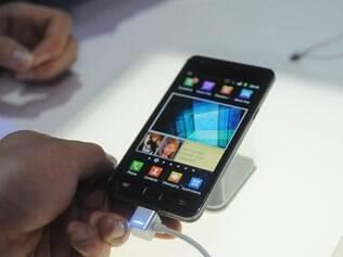 Galaxy S II, da Samsung, deve receber Android 4.0 no início de 2012