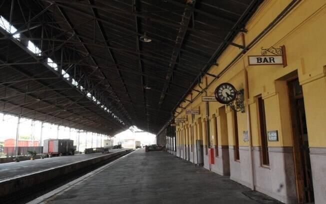 Campinas publica edital para trem entre o Centro e Viracopos