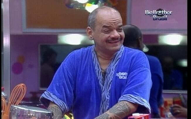João Carvalho se diverte ao lembrar de Fael correndo para atender o Big Fone que só ele ouviu tocar