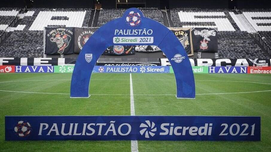 Campeonato Paulista foi paralisado por 15 dias
