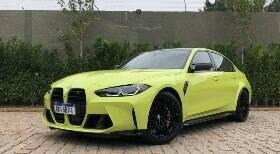 Aceleramos os 510 cv da nova geração da BMW M3