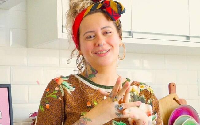 Além de chef de cozinha e consultora, Irina Cordeiro é comunicadora e produz conteúdo para o Instagram e YouTube