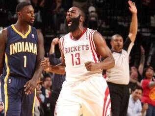 Houston Rockets venceu com facilidade