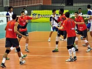 A Seleção Mineira conta com sete garotos do time celeste: Leozinho, Gabriel, John, Rômulo, Bruno, Wilham e Vanderson