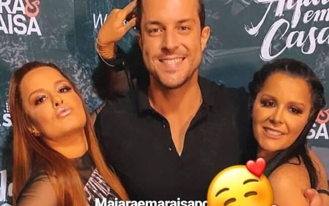 Maiara, Luiz, Maraísa