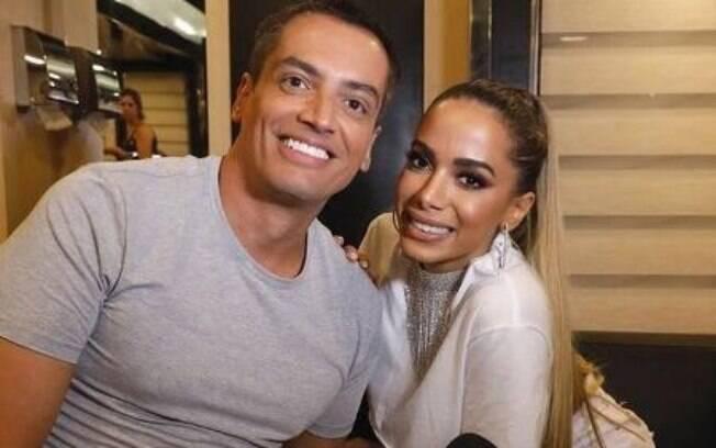 Leo Dias voltou a falar mal de Anitta
