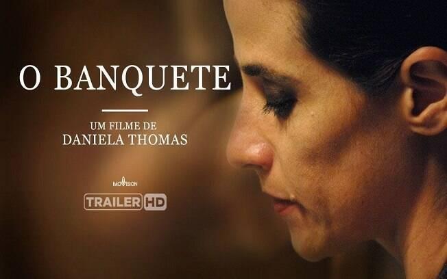 O Banquete, de Daniela Thomas, é um dos filmes dirigidos por mulheres que estão disponíveis no Looke
