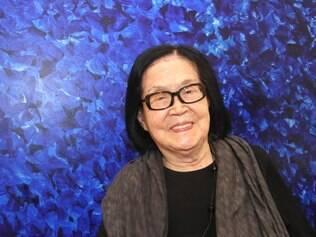 Uma das maiores pintoras brasileiras